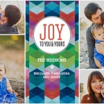 Joy to you and yours - bold expressions