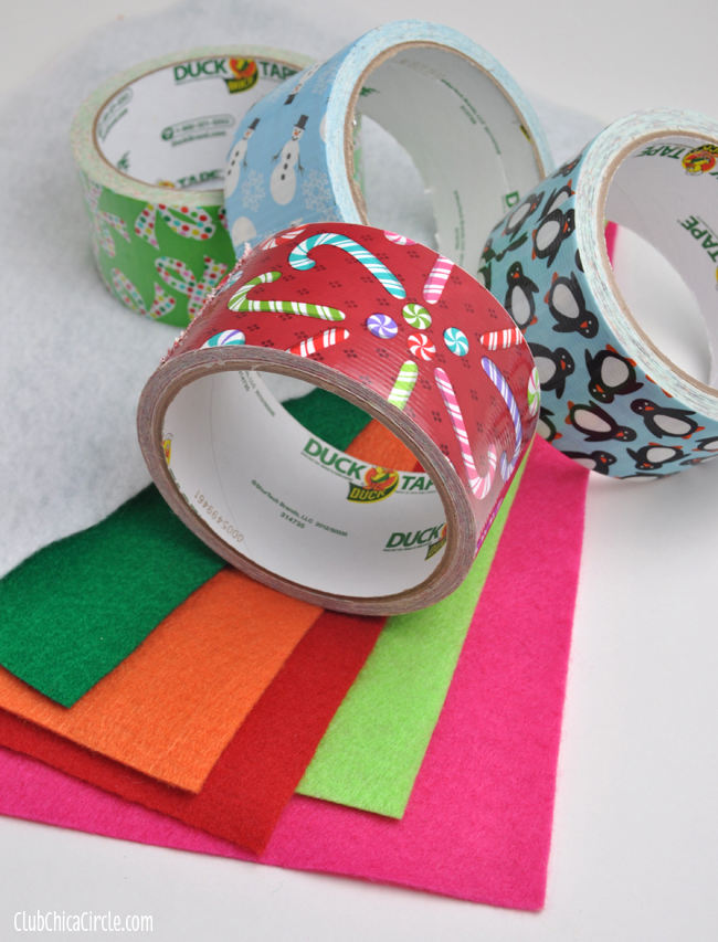 Holiday Duck Brand® Tape Stocking Supplies
