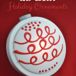 Tap Light Holiday Ornaments