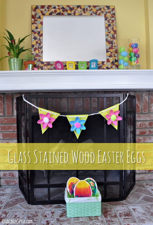 Easter Home Decor Craft Idea