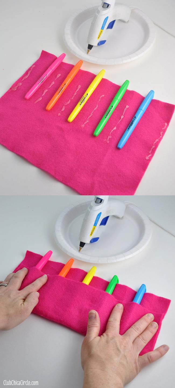 Teacher Appreciation Highlighter Roll DIY