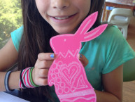 fun easter craft idea for kids