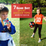 Soccer Game Day Tips for the Family