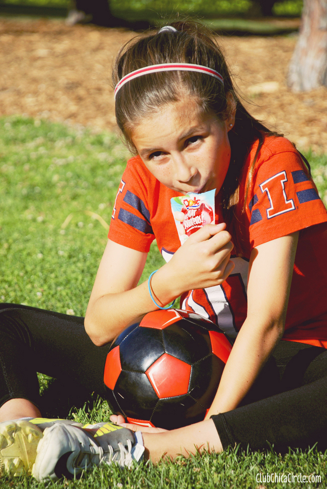 Fuel Your Body for Soccer Strength