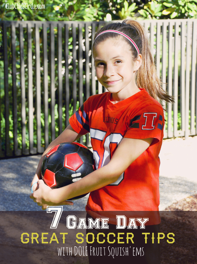 7 Soccer Game Day tips