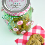 Mason Jar Cookie Jar Gift Idea