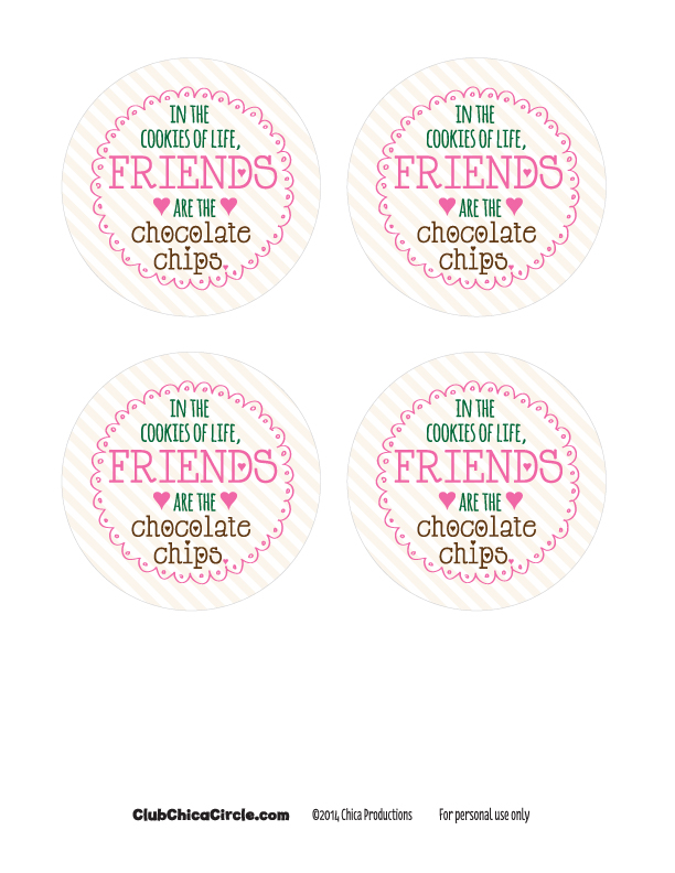 Quart Mason Cookie Jar free printable labels