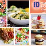 10 Backyard Party Recipe Ideas #MondayFundayParty