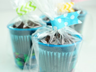 easy treat cups for kids classroom