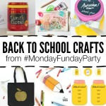 Back-to-School-Craft Ideas