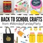 Back-to-School-Craft Ideas