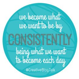 Creative Blog Talk Tips for Consistency