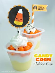 Easy Halloween Dessert Idea for kids