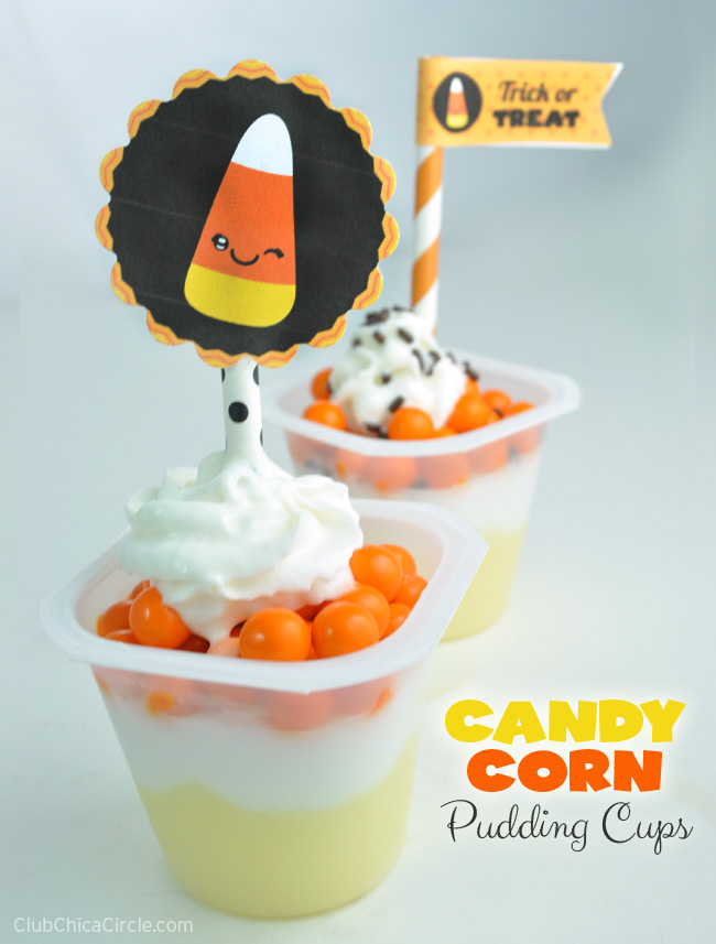 Easy Halloween Dessert Idea for kids