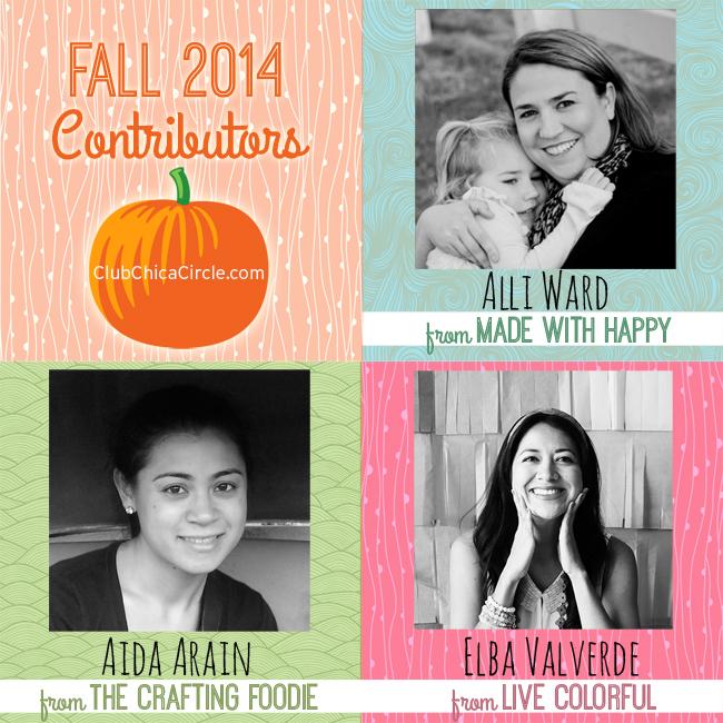 Club Chica Circle Fall 2014 Contributors