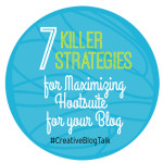#CreativeBlogTalk Series - Hootsuite Strategies