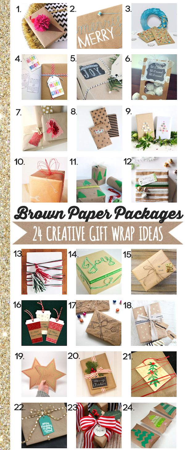 Brown-Paper-Packages-24-Creative-Gift-Wrap-Ideas