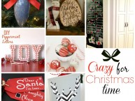 Christmas Decor Craft Ideas #Mondayfundayparty