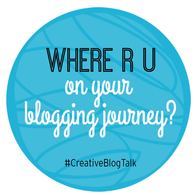 Where are you on your blogging journey? It's time to take and inventory and plan for the next phase.