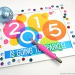2015 celebration sign