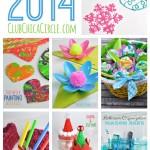 Top 10 Craft DIY Posts of 2014