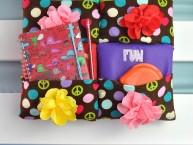 Bedside Hanging Pocket Craft Idea for Kids