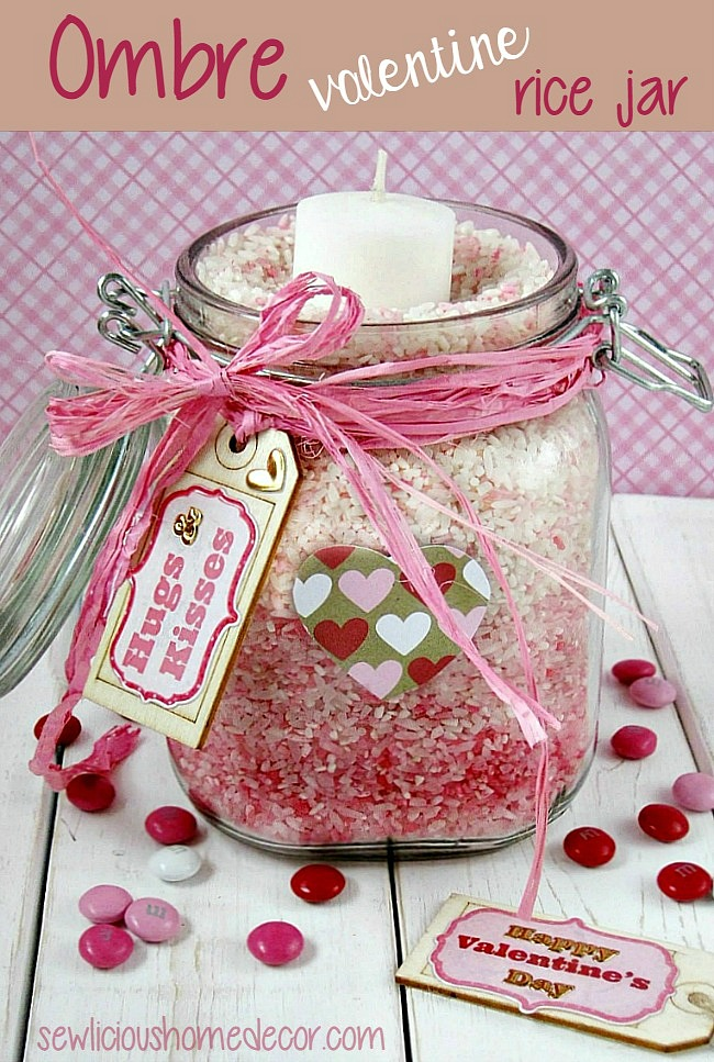 Ombre-Valentines-Rice-Jars-at-sewlicioushomedecor