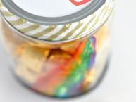 Pot of Gold Mason Jar Candy Homemade gift