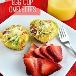 Sweetheart Egg Cups Recipe Idea