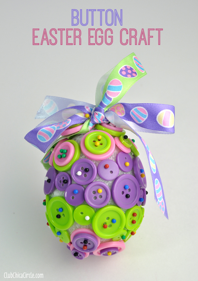 Button-Easy-Easter-Egg-Craft-idea-for-kids