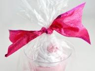 Cute Baby Cupcake Onesie Homemade Gift Bag Idea