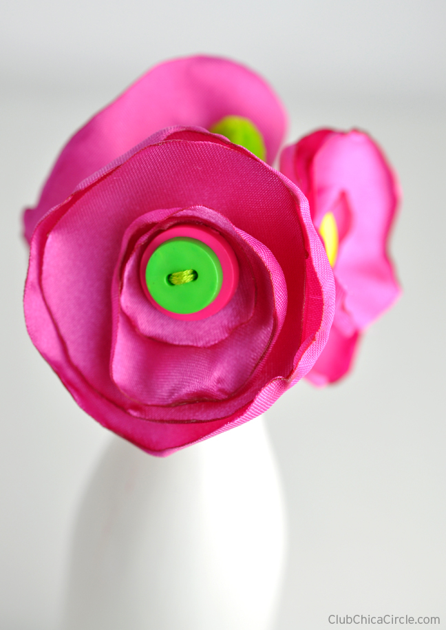 How to make homemade silk flowers