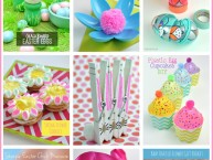 Over 35 Spring and Easter Craft Ideas