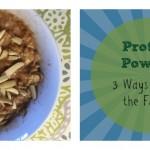 Yummy Protein Powder Recipes