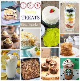 ten-tasty-treats #mondayfundayparty