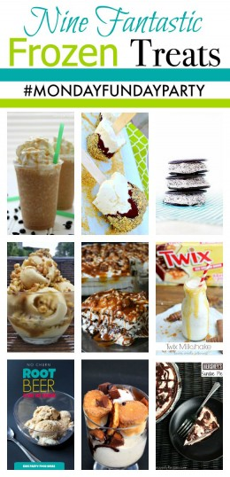 FROZEN-TREATS-Ideas #MondayFundayParty