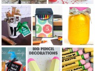 10 Terrific Back-to-School Ideas #MondayFundayParty