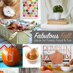 Fall Craft and Recipe Ideas #MondayFundayParty