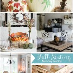 Fall-Home Decor Ideas #MondayFundayParty