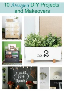 10-Amazing-DIY-Projects-and-Makeovers #mondayfundayparty