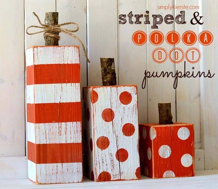 decoart blog crafts fall pumpkin home decor ideas