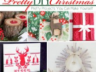 Pretty-DIY-Christmas-Monday-Funday-Party