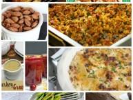 Thanksgiving-Dinner Recipe Ideas #mondayfundayparty