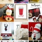 12 Cozy Christmas Projects #mondayfundayparty