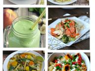 8 Healthy-Recipes #mondayfundayparty