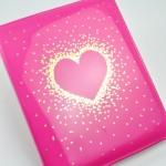 Heart Journal DIY craft idea @clubchicacircle