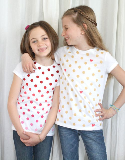 Valentine's Shirts