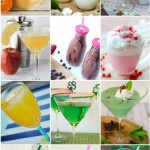 12 smoothie, milk shake, and martini drink recipe ideas #mondayfundayparty