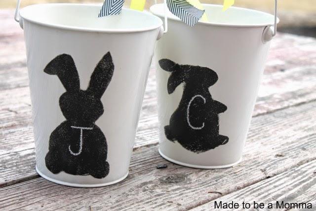 Bunny Buckets
