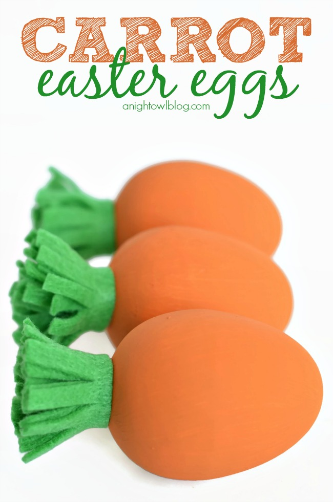 Carrot Easter Eggs 1